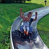 Die längste Riesenrutsche Süddeutschlands