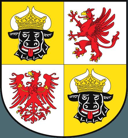 Landeswappen von Mecklenburg-Vorpommern