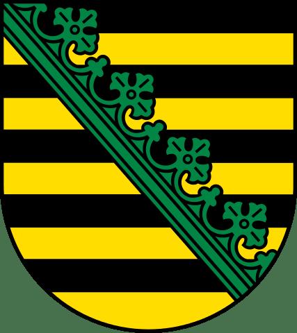 Landeswappen von Sachsen