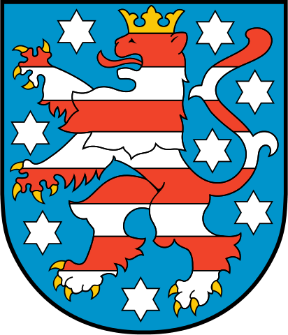 Landeswappen von Thüringen