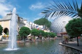 Die französische Themenwelt im Europa-Park
