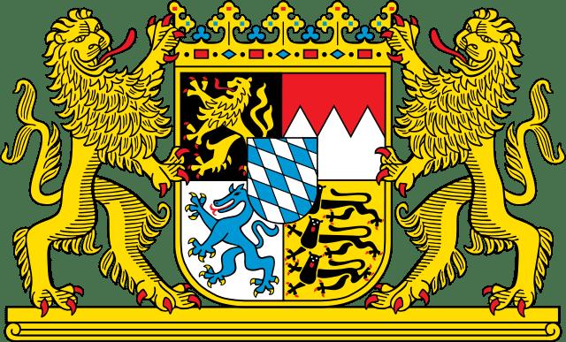 Landeswappen von Bayern