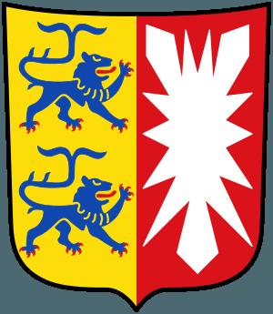 Landeswappen von Schleswig-Holstein