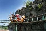 Achterbahn im Wild- und Freizeitpark Klotten/Cochem
