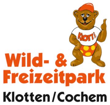 Logo des Wild- und Freizeitparks Klotten/Cochem